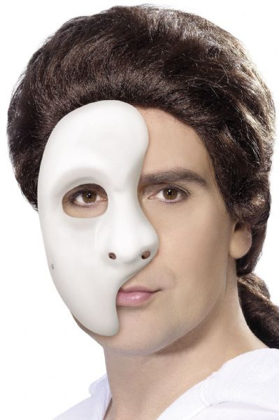 Phantom Mask White